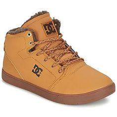 DC Shoes Lastenkengät CRISIS HIGH WNT Skate, Baskets, Beige, Sneakers, Shoes, Color, Products, Zapatos, Budget