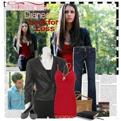 Elena's Outfit From The Vampire Diaries