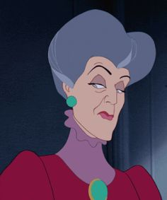 Lady Tremaine, Cinderella | Community Post: A Definitive Ranking Of The Top 20 Disney Villains
