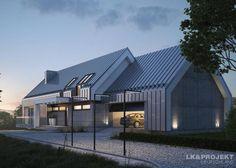 Mitten in der schönsten Natur wohnen und trotzdem ein modernes, schickes Ambiente genießen? Das haben die Experten von der LK&Projekt GmbH mit dem Projekt, das wir euch heute zeigen möchten, möglich gemacht.