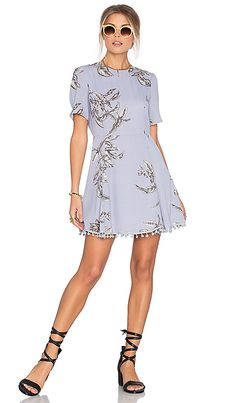 Shop for Tularosa Iris Dress in Chambray at REVOLVE. Free 2-3 day shipping and returns, 30 day price match guarantee.