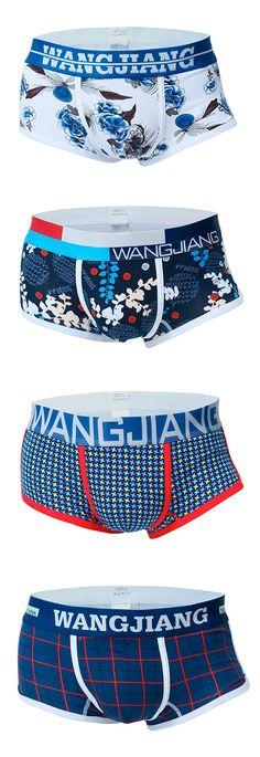 US$10.64 (47%OFF) Sexy Nylon High Waist Tummy Tuck Solid Color Briefs Underwear for Men