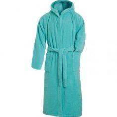 Peignoir à capuche en éponge - MB430 - vert menthe Hoods, Size Chart, Mint, Unisex, Beach, Smooth, Fabric, Image, Products