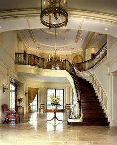 luxury foyers in luxury homes New House Home Bunch An