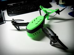 Mini+V-Tail+Copter+(based+on+EMaglios+TriCopter)+by+Tomalinski.
