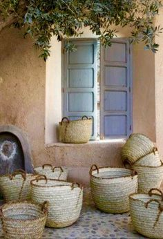 ♔ Basquets ~ Provence                                                                                                                                                                                 More