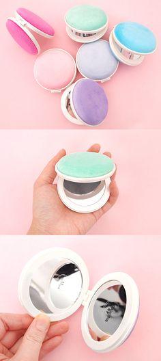 Macaron Double-sided Mirror
