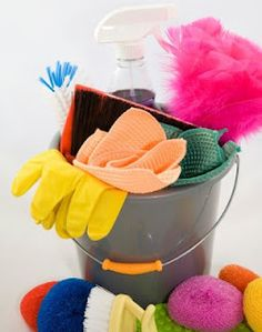 Spring cleaning Checklist!!!!!!