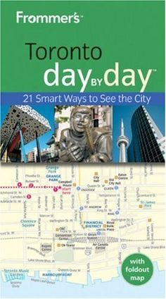 Frommer's Toronto Day by Day (Frommer's Day by Day - Pocket) by Jason McBride. $11.65. Publisher: Frommers; 1 edition (March 16, 2010). Publication: March 16, 2010. Author: Jason McBride. Series - Frommer's Day by Day - Pocket (Book 264)