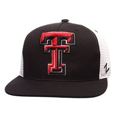 Texas Tech Red Raiders Snapback Hats