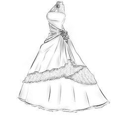 Dessin-robe-de-mariée.png (400×400)