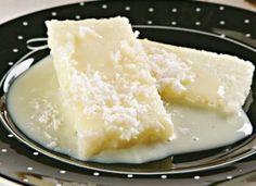 Fácil de fazer, o pudim de tapioca com leite de coco leva apenas 5 ingredientes.