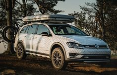 Volkswagen Golf Alltrack Country (Mk7)