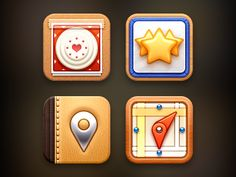 Mix iOS Icons 2 by Asher