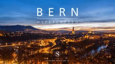 Bern Hyperlapsed is a short portrait of the Old City of Bern. It merges a view on traditional sights with the novel visual impression allowed by hyperlapse photography.…