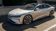 Tesla might have real competition soonmeet the Lucid Air