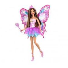 MATTEL Barbie - Hada brillante - Morena - UKA Digital