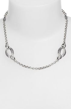 Konstantino 'Classics - Daphne' Link Necklace available at #Nordstrom