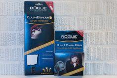 Rogue Ljusformare för bättre blixtljus