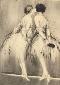 Maher Art Gallery: Louis Icart 1888-1950 | French - etchings
