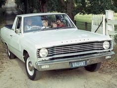 1967 Chrysler VE Valiant Wayfarer Ute
