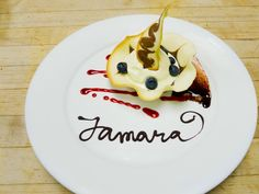 Fine Dining Plated Desserts | Getting Artsy: Plated Desserts (and chocolate souffle recipe)