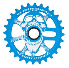 The Shadow Conspiracy Scream Sprocket In Black Cycling Tattoo, Bicycle Tattoo, Cycling Art, Gear Tattoo, Bike Tattoos, Bmx Bikes, Cool Bikes, Desenho New School, Shadow Conspiracy