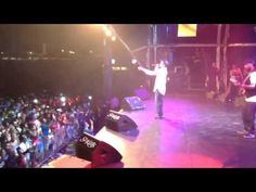 "Beres Hammond Live ""No Goodbye"" [St Kitts Music Festival]"