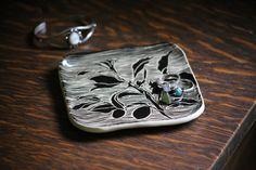 Jewelry dish by Gypsy Sisters Studio