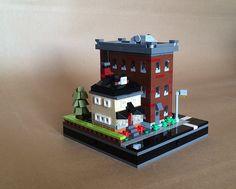 LEGO small house