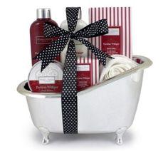 Parisian Whisper Bath Tub for Valentine's