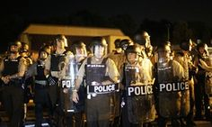Missouri police officer brags about spending 'annual Michael Brown bonus' - THE GUARDIAN #Ferguson, #Protests, #US