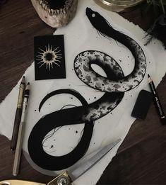 "Gefällt 2,743 Mal, 33 Kommentare - Florian (@strange_dust) auf Instagram: ""Sketch for new tattoo flash ! Available ! At @blackhorns_tattoo ! l⚰BOOKING⚰…"""