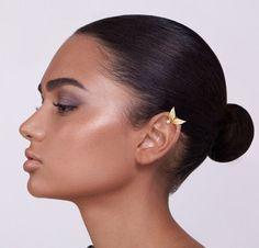 Gold Wings Ohr Stulpen mit Pearl - Ohr Manschette, kein piercing, Ohr-Manschette, gold Ohr-Manschette, Flügel Ohr Manschette Hochzeit Schmuck, Fantasie-Schmuck