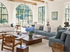 greige: interior design ideas and inspiration for the transitional home : Modern and filled with light