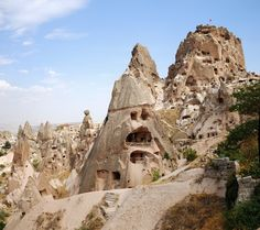 Cappadocia Cave Houses, What an amazing sight!