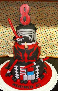 Darth Vader Cake Ideas