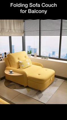 Diy Furniture Couch, Bedroom Furniture Design, Space Saving Furniture, Home Decor Furniture, Luxury Furniture, Couch For Bedroom, Folding Furniture, Luxury Sofa, Corner Sofa Bed With Storage