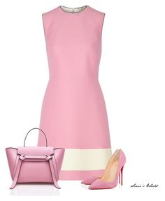 S13 by sonies-world on Polyvore featuring polyvore fashion style Fendi Christian Louboutin clothing