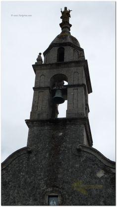 campanario de la iglesia de Suegos