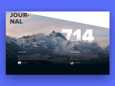 UI Interactions of the week #8 — Muzli -Design Inspiration — Medium