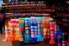 Sarapes,mexicanos..