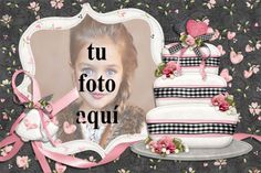 Feliz Cumpleaños Con Pastel Blanco Marcos para fotos Onesies, Kids, Baby, Birthday Frames, Photo Effects, Birthday Photos, Birthday Congratulations, Happy Birthday, Young Children