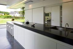 Keuken architectenburo anja vissers be realisaties