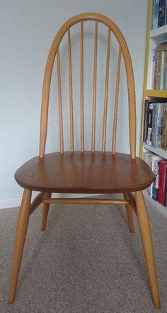 Ercol Windsor Quaker Chair