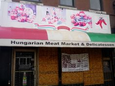 Lost Foods Of New York City Gesztenyepüré Hungarian Chestnut Puree Capital