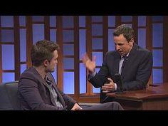 Late Night with Seth Meyers: Robert Pattinson, Gabrielle Union, David Wain: Robert Pattinson's Rap Alter Ego -- Robert Pattinson's rap ambitions revealed. -- http://www.tvweb.com/shows/late-night-with-seth-meyers/season-1/robert-pattinson-gabrielle-union-david-wain--robert-pattinsons-rap-alter-ego