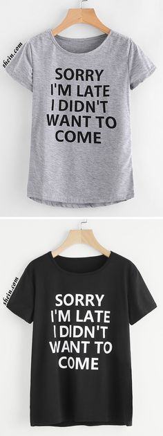 Imaginers - Feeling anxious about the family Christmas get-to-gether. Imagine you could all wear these and get your Christmas smile going. Summer Fashion For Teens, Outfits For Teens, Teen Fashion, Summer Outfits, Fashion Outfits, Teenage Outfits, Fashion Wear, Fashion Trends, Funny Tees