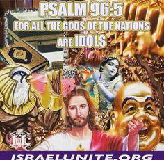 STOP WORSHIPPING FALSE IDOLS! So-called blacks & Hispanics are the…