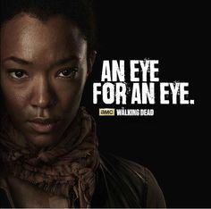 Sasha Williams   The Walking Dead (AMC)